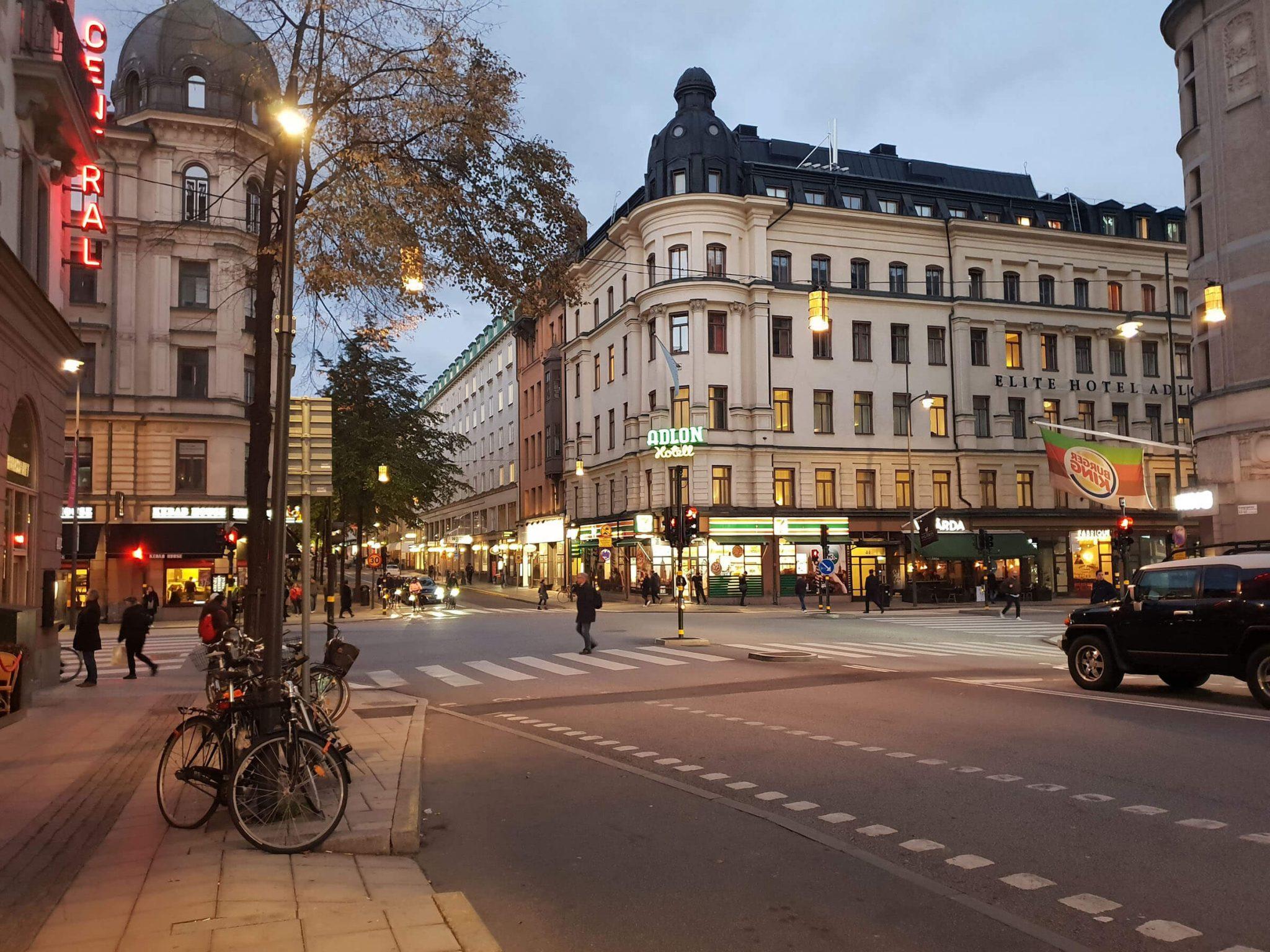Hotell nära Norrmalm