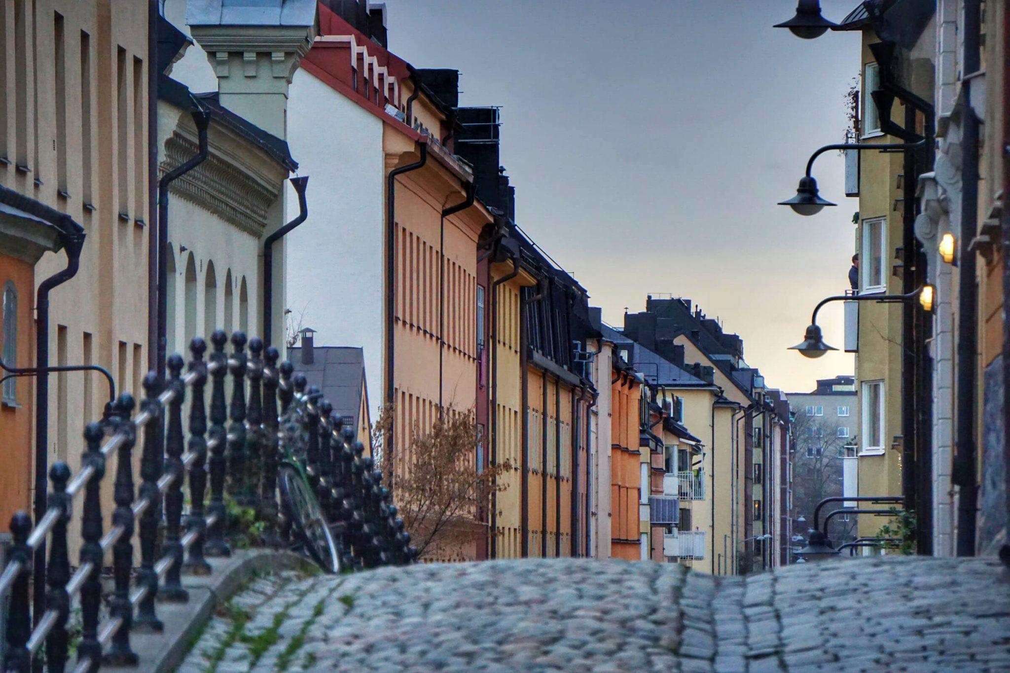 Hotell nära Södermalm
