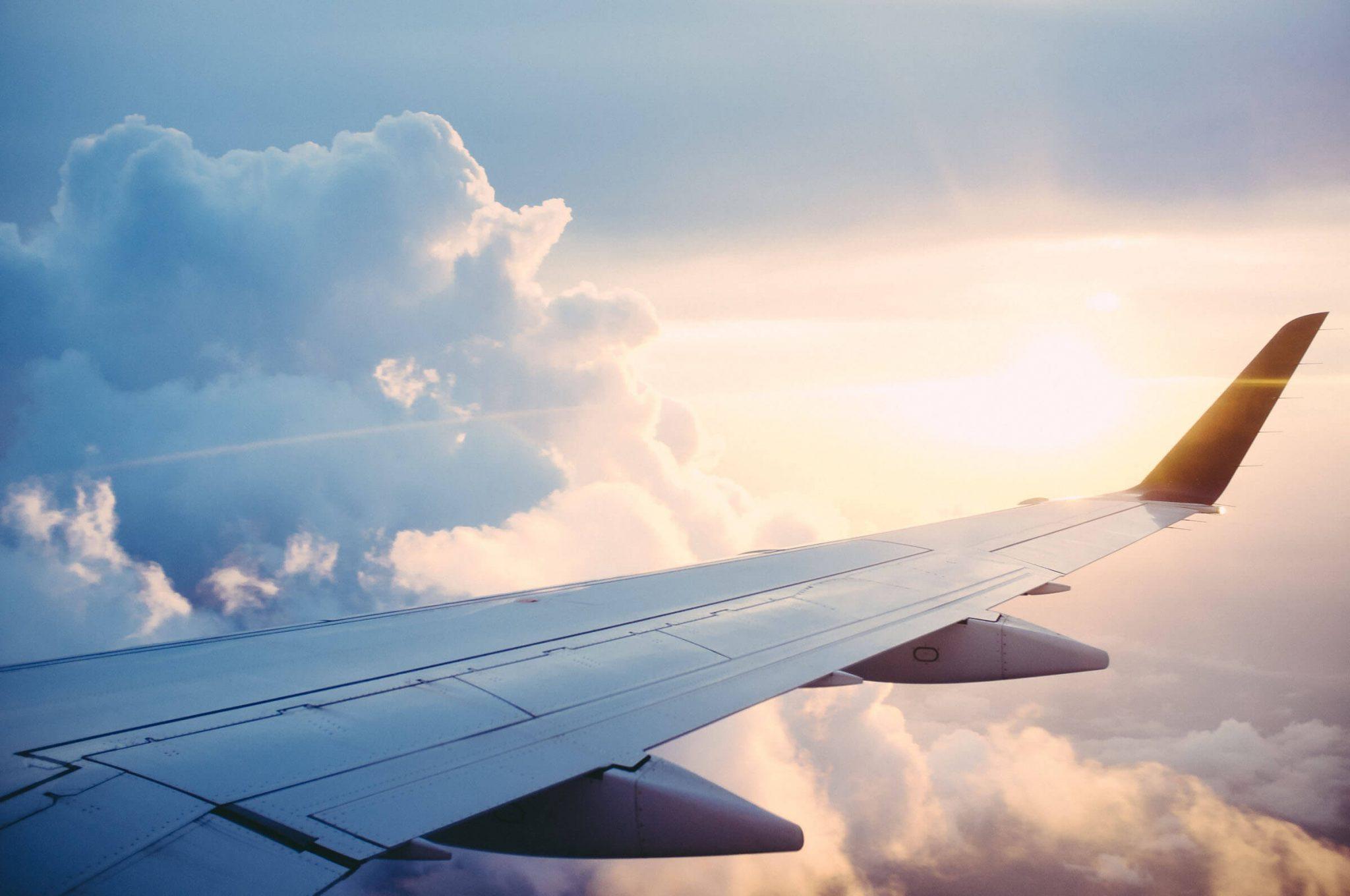 Res till Stockholm med flyg
